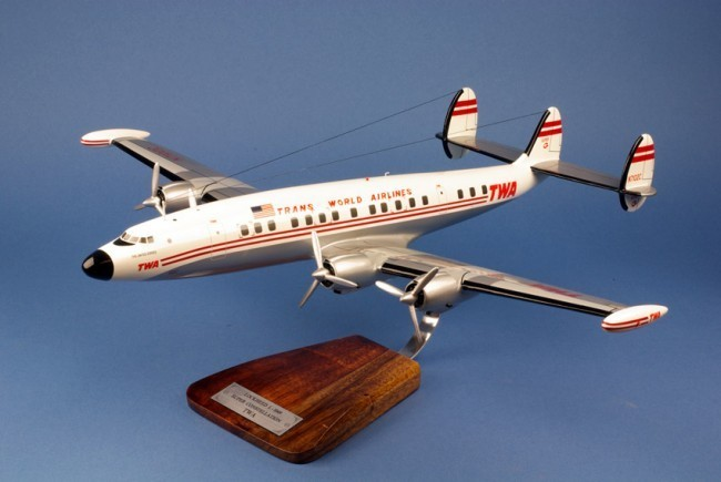 VF 217 - Lockheed L-1049G Super Constellation TWA