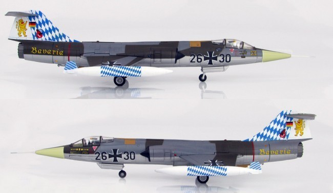HA 1033 - F-104G Starfighter