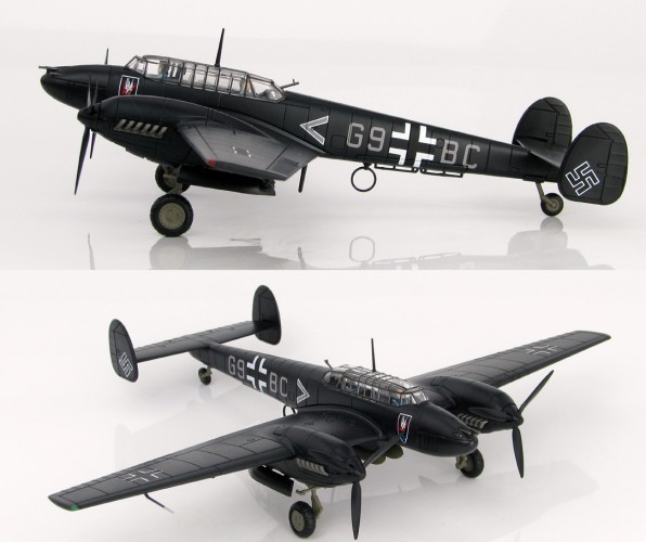 HA 1814 - Messerschmitt Bf 110E-2