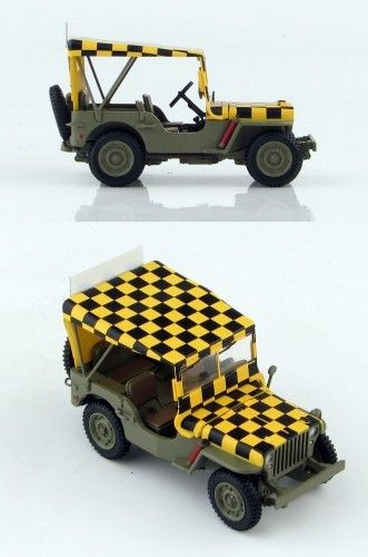 HG 1612 - Jeep Willys