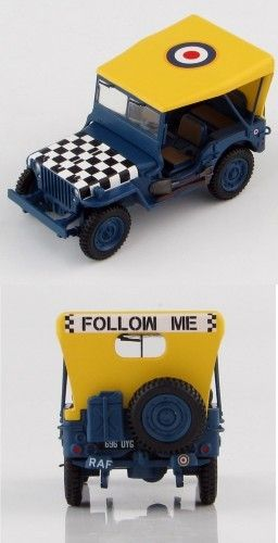 HG 1613 - Jeep Willys