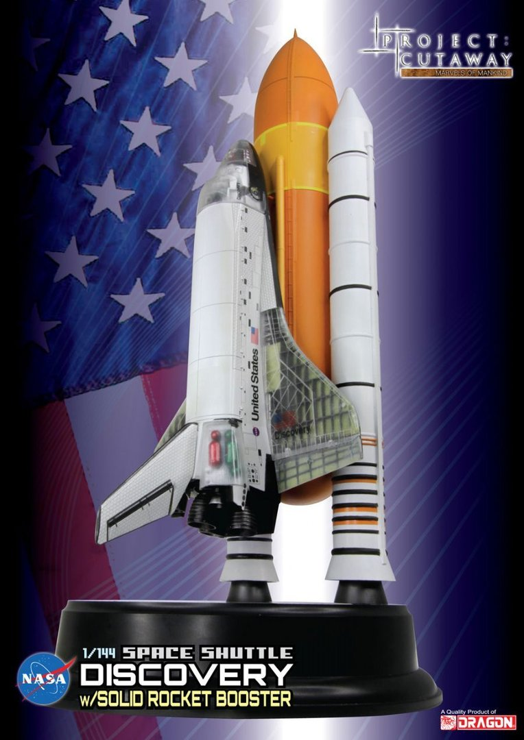 DW 47403 - Space Shuttle Discovery